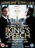 The Kings Speech [DVD]