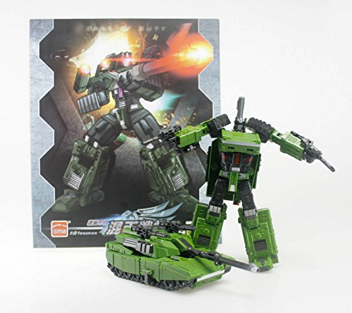 Decepticons Transformers Bruticus - Brawl Tank Model Action Figure Robot Toy (Transformers Tank compare prices)