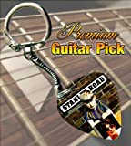 Paul Weller Stanley Road Guitar Pick Keyring