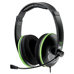 Turtle Beach?Ear Force XL1 Officially Licensed Amplified Stereo Gaming Headset for Xbox 360 - FFP