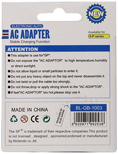 DS, Game Boy Advance SP Rapid