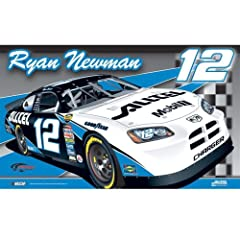 Ryan Newman #12 Premium 2-Sided 3