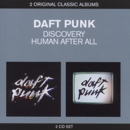 Classic Albums - Discovery/Human After All
