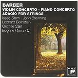 Samuel Barber: Orchestral Works
