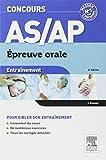 Concours AS/AP Épreuve orale Entraînement