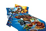 Activision 64 by 86-Inch Skylanders Sky Friends Microfiber Comforter, Twin