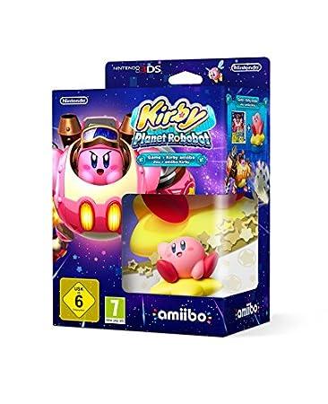 Kirby: Planet Robobot with Kirby Series - Kirby amiibo (Nintendo 3DS/Wii U)