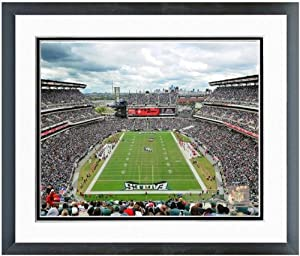 Philadelphia Eagles Lincoln Financial Field NFL Photo 12.5 x 15.5 Framed by NFL
