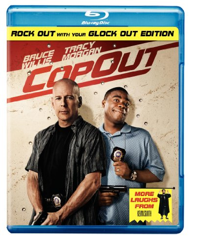 Cover art for  Cop Out (Rock Out with Your Glock Out Edition) [Blu-ray]