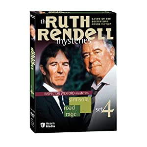 The Ruth Rendell Mysteries: Set 4 movie