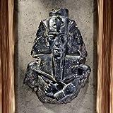 Design Toscano CL5122 Egyptian Pharaoh Akhenaten Wall Sculpture