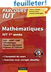 Math�matiques IUT 1re ann�e - L'essen...