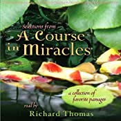 Selections from 'A Course in Miracles': A Collection of Favorite Passages | [Frances Vaughn, Roger Walsh]