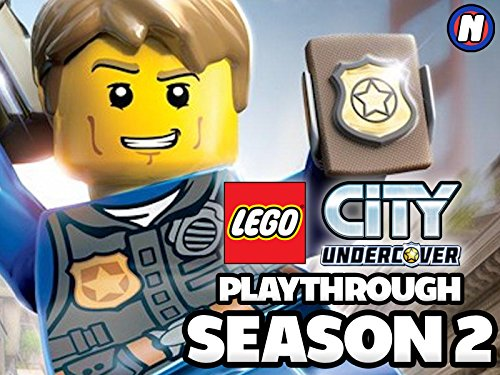 Clip: Lego City Undercover - Season 2