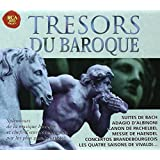 Trésors du Baroque (Coffret 4 CD)