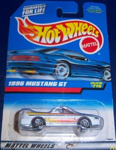 Hotwheels # 715 1996 Mustang GT - 1