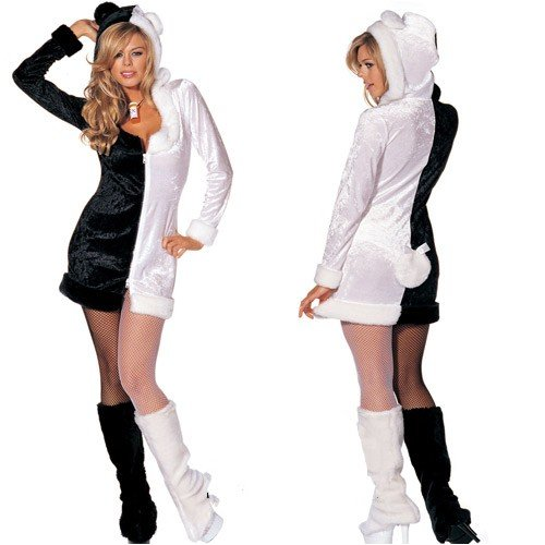 Bi-Polar Bear Costume