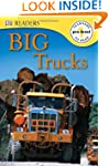 Dk Readers Big Trucks Pre-level 1