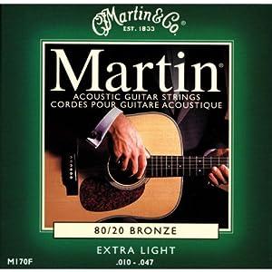 Martin CMA 170 Corde en Bronze XL 10-14-23-30-39-47