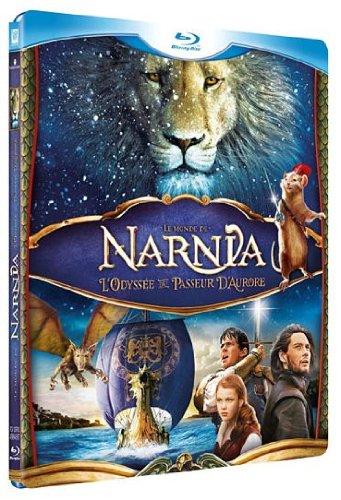 Le Monde de Narnia 3 : L'Odyssée du Passeur d'Aurore - Combo Blu-ray + 1 DVD [Blu-ray]