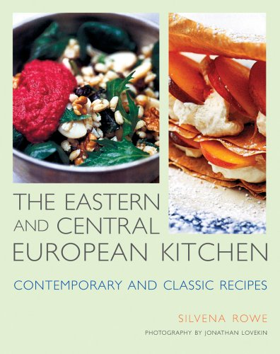 The Eastern and Central European Kitchen: Contemporary & Classic Recipes (Central Kitchen compare prices)