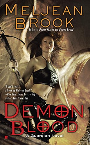 Image of Demon Blood (The Guardian Series)
