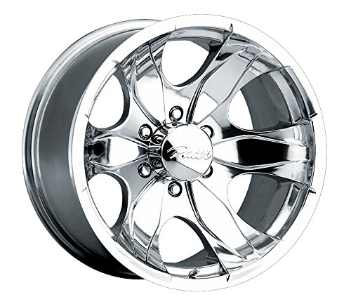 Pacer Warrior 17x8 Polished Wheel / Rim 5x5.5 with a 10mm Offset and a 108.00 Hub Bore. Partnumber 187P-7885 (99 Dodge Ram Rims compare prices)