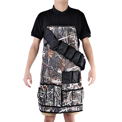 VINLAN Barbecue BBQ Camouflage Grilling Apron Oxford With Adjustable Strap (Camo Bbq compare prices)