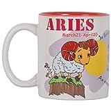 "Me! Zodiac ""Aries"" Coffee Mug(Painted Inside), 325ml"