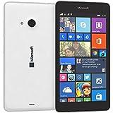 "UNLOCKED WHITE Microsoft Lumia 535 3G Dual Sim Phone, RM-1092, 5"" Screen, 5MP Dual Camera, Windows Phone 8"