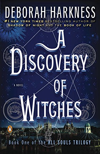 Free downloads for ebooks in pdf format A Discovery of Witches by Deborah Harkness 9780670022410 (English Edition)