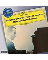 Chopin: 24 Études Op.10 & Op.25