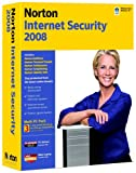 Norton Internet Security 2008 (3 User licence), Full Edition (PC)