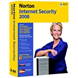 Norton Internet Security 2008 (3 User licence), Full Edition (PC)by Norton from Symantec