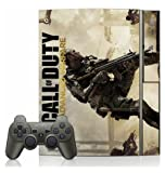 Call of Duty: Advanced Warfare Atlas Limited Edition Game Skin for Sony Playstation 3 Console
