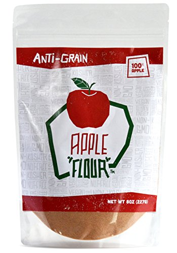 Apple Flour: 100% U.S.A Made - 8oz