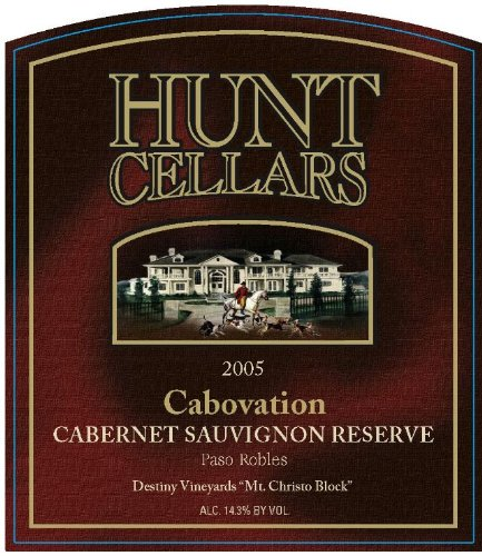 2005 Hunt Cellars 'Cabovation' Cabernet Sauvignon, Paso Robles 750 Ml