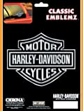 Harley Davidson Classic Emblemz Decal