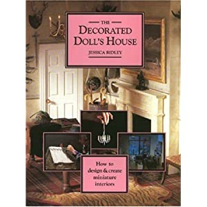 Decorated Doll's House Jessica Ridley