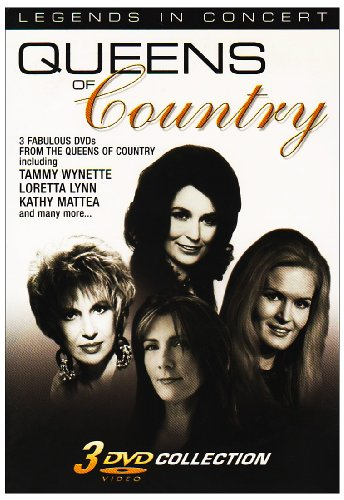 Various Artists - Queens of Country [DVD]