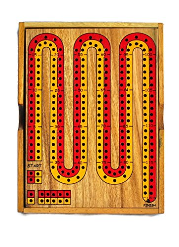 cribbage wooden board , Wooden Game , wooden board game