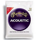 Martin マーチン アコースティックギター弦 80/20 Bronze M-140 .012-.054 ライト 【国内正規品】 ランキングお取り寄せ