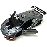 Kinsmart Scale Model Lambourghini Huracan LP-620-2 Toy Car Scale 1:36 (Colour May Vary)