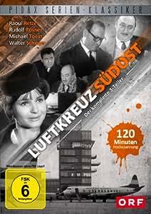 Pidax Serien-Klassiker: Luftkreuz Südost - Der komplette 3-Teiler