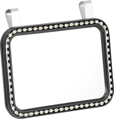 Bell Automotive 22-1-44810-8 Black Diamond Visor Mirror (Diamond Sun Visor compare prices)