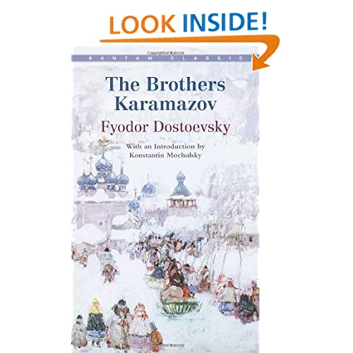The Brothers Karamazov (Bantam Classics)