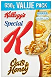 Kellogg's Special K Oats and Honey Cereal 650 g (Pack of 2)