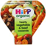 HiPP Organic Stages 3 and 4