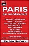 Atlas routiers : Paris par arrondisse...