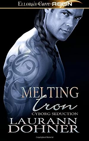 book cover of Melting Iron